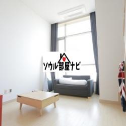 【江南エリア】ロフト付きオフィステル(短期3ヶ月以上可能)*026
