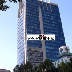 【麻浦区コンドク駅】事務所ビル①