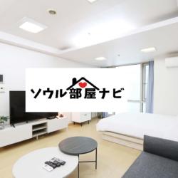 【新論峴(シンノニョン)・江南駅 オフィステルGN11】