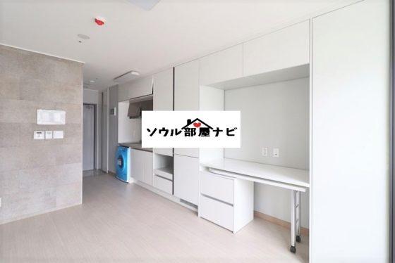 【新設洞(シンソルドン)駅 オフィステル418-A】