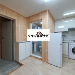 【淑明大入口・南営駅 ワンルーム1300】
