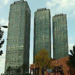 【龍山エリア】二村駅付近のオフィステル i-1(2LDKタイプ)