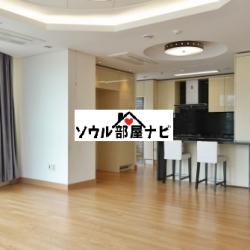 【ソウル駅直結】4LDK浴槽付きオフィステル