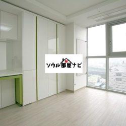 【麻浦区庁駅 オフィステル205-A】