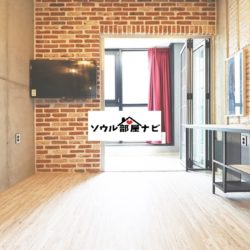 【新吉(シンギル)駅 オフィステル1007】