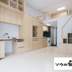 【新論峴(シンノニョン)駅  オフィステル805-A・B】
