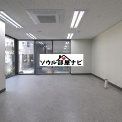 【江南エリア】ヨクサム駅付近の複合商店街