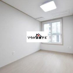 【東廟前(トンミョアプ)駅 オフィステル400-C,D】