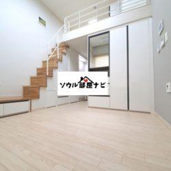 【漢城百済駅 オフィステル1508-A】