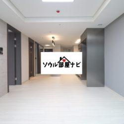 【 彦州(オンジュ)・宣靖陵(ソンジョンルン)駅 アパート800-A】