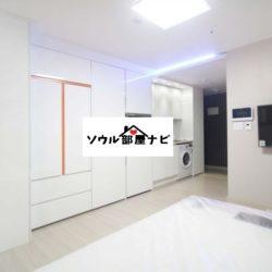 【宣陵(ソンルン)駅 オフィステル825-A,B(短期)】