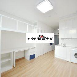 【富川(プチョン)駅 オフィステル1510-A,B】