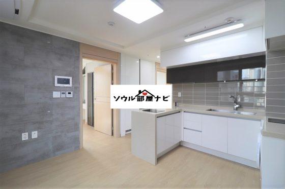 【清涼里(チョンニャンニ)駅 オフィステル310-C】