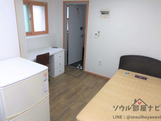 【新村駅 ワンルーム124-307】